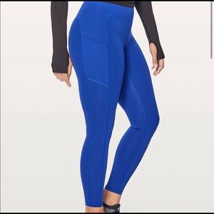 Lululemon size 4 speed up leggings